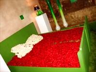 Цветочно-брачное ложе