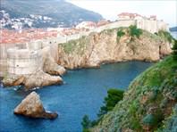 Крепость Дубровник