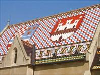 А вот граффити на крыше – еще интереснее!