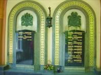 На кладбище Мирогой