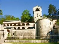 Монастырь  в Цетинье