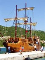 Пиратский бриг
