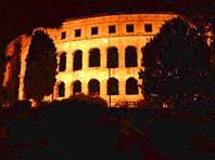 Колизей в Пуле