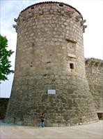 Башня франкопанов, о. Крк