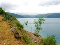 Засекреченное озеро о. Црес