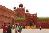 Delhi, Red Fort (Lal Qila)