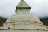 Chorten in Khumjung, 3790