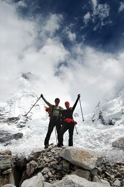 Everest Base Camp (5400)