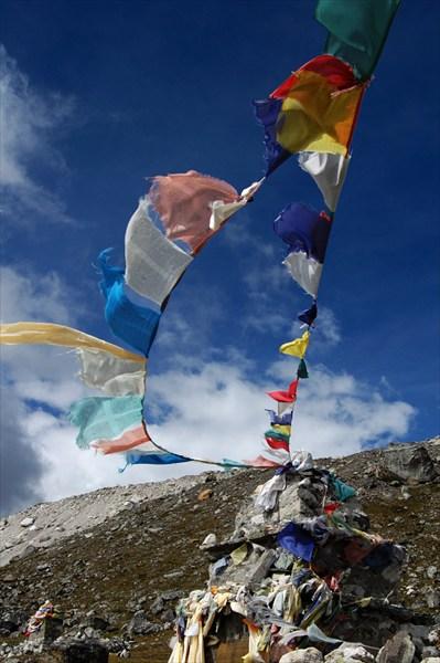 Near Everest Memorial