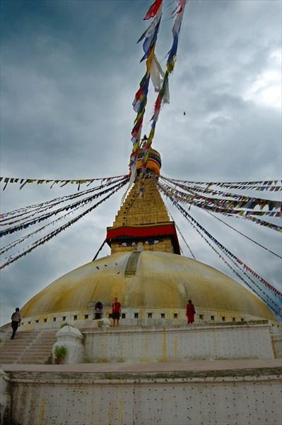 Kathmandu, Buddhanath Stupa