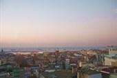 Стамбул. Вид из окна гостиницы