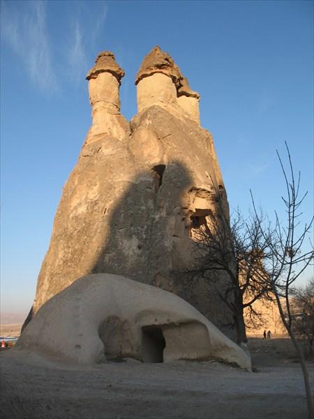 Здесь жили монахи