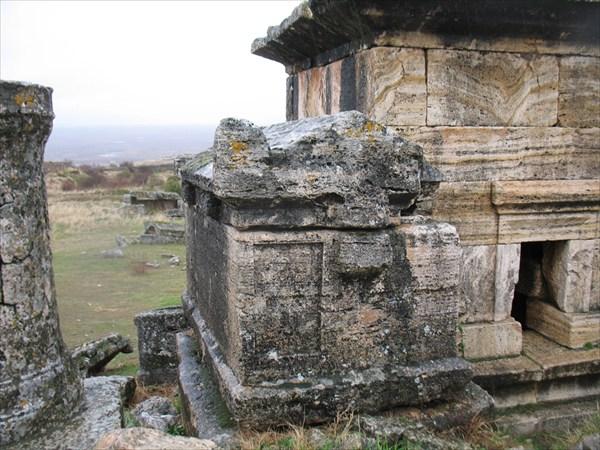 Античное кладбище - Гиераполис
