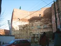 Стены древней Анкары