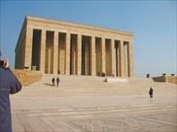 Мавзолей основателя современной Турции Мустафа Кемаля- Ататюрка