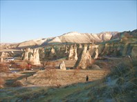 Вид на долину Пашабаг