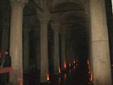 Цистерна Базилика - Дворец Еребатан ( Подземный дворец)