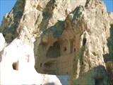 Скальные церкви Каппадокии