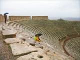 В древнем театре