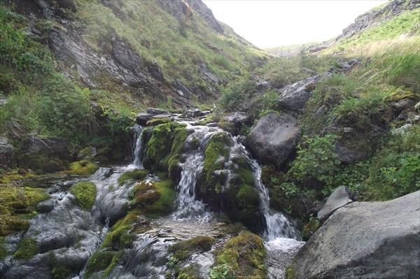 Водопадики