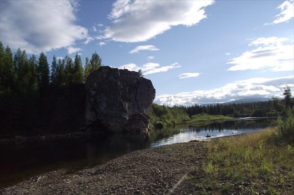Ушминские скалы