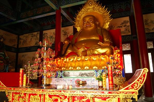 Буддисткий монастырь