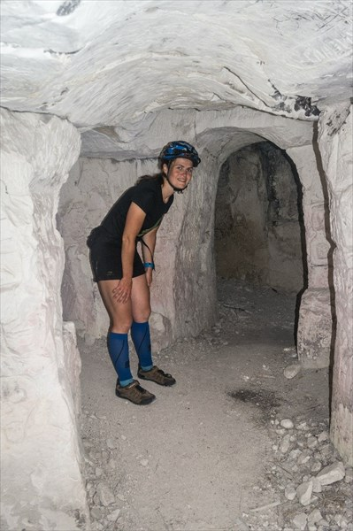 Пещера в горе Шатрище