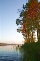 Остров стоянки 1 дня (вид слева)