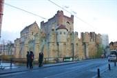 Замок графов Фландрии (Гравенстен)
