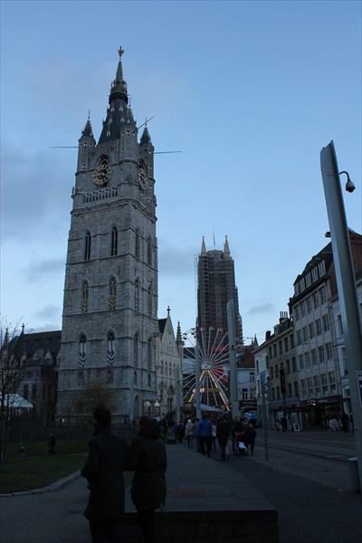 Башня Беффруа