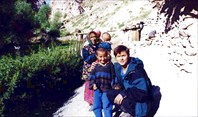 Фанские горы. Лето 2003. ком. Трощенко