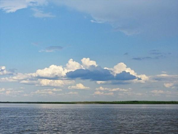 Романтические облака