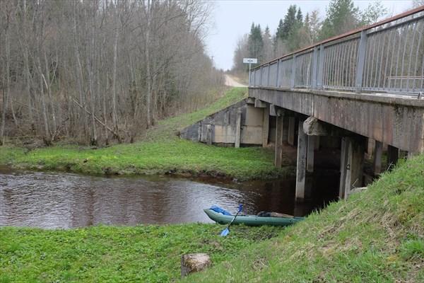 Мост Белавино- Духново