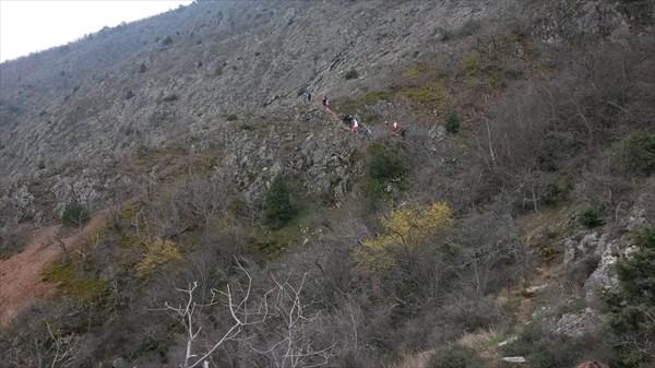 Тропа по восточному склону Аю-Дага