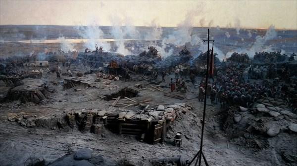 Фрагмент панарамы