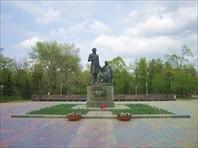 Пушкин и крестьянка