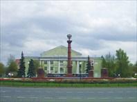 """Монумент """"Город воинской славы"""""""