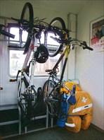 Крепеж велосипедов