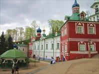 Сретенская и Благовещенская церкви