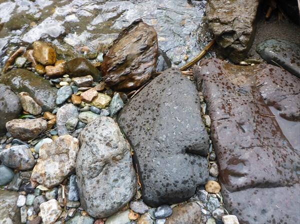 Опять дождь шагает по камням
