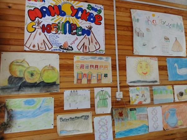 Картинки на стене