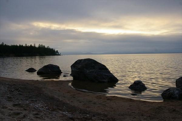 Колвицкое озеро