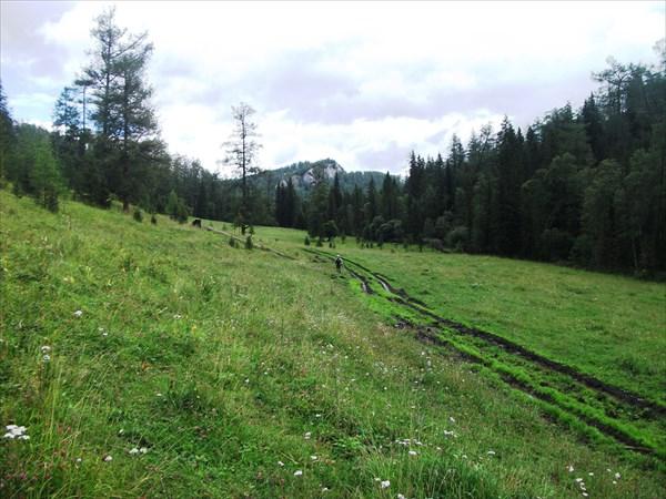 На пути к перевалу