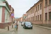мы устремляемся из Мукачево в сторону Хуста...