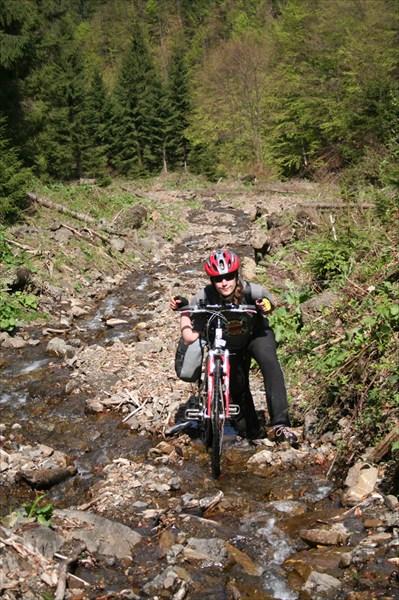 По Гуцульским Альпам на велосипедах