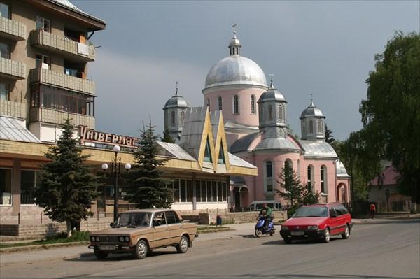 село Дубовое
