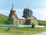 Свято-Троицкий храм в с. Давыдо-Никольское