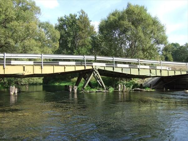 """27 """"военный"""" мост"""