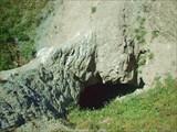 Одна из найденых воронок