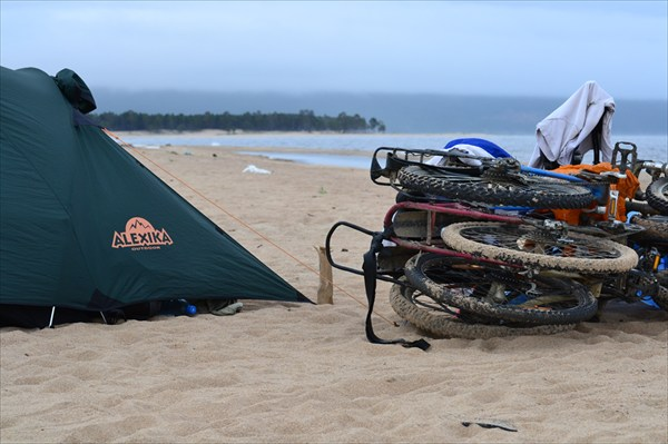 на фото: Велоквартет